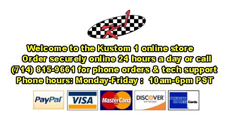 Kustom 1 Warehouse Coupons & Promo codes