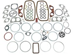German made 1800cc and 2000cc Type 2/4 Bus engine gasket set for VW Volkwagen pancake style motors. This kit is made by an OEM manufacturer. This gasket set has always been the engine builders choice when it comes to quality. 029198009