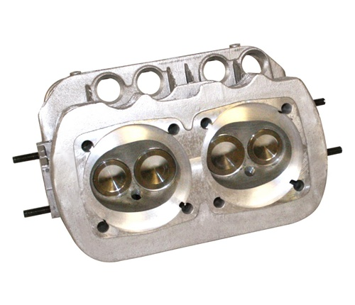New Dual Port 041 Cylinder Head 40X35 with stainless valves and high rev  springs for VW Volkswagen