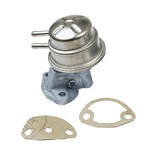 Stock fuel pump for alternator
