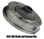 113405615A, 131405615A, 111405615B, 113405615H, 113405615D, Brake drum for VW Volkswagen. These are high quality European made brake drums. They are made by an OEM manufacture and TUV approved. If you have ever bought some of the lesser quality brake drum