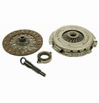 Stock clutch kits and high performance Kennedy clutch kits early 200mm for VW Volkswagen. New 200mm pressure plate (1967-1970 VW Volkswagen), new early throw out bearing, new 200mm clutch disc and clutch alignment tool. Upgraded stage 1 thru 4 Kennedy pre