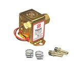 Facet solid state electric fuel pumps with fitting for VW Volkswagen. Facet is a name you can trust. This is the same brand gas pump I used back in the day. Solid state reliability pumping 30 G.P.H @2 to 4 psi. There are a couple of things to remember whe