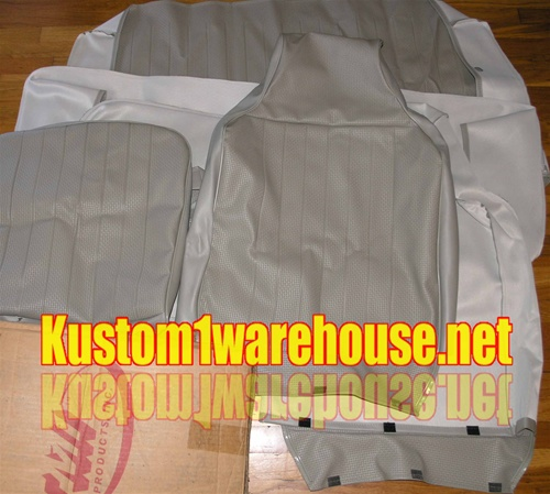 tmi basket weave snap  seat covers  vw volkswagen bug  super beetle