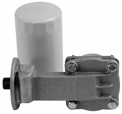 9207 Full Flow Filter Oil Pump For Vw Volkswagen Engine
