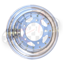 cms wheel,Douglas, Centerline, Weld, saco custom metal spinning, Made in USA CMS spun aluminum heat treated wheels for VW Volkswagen have been the racer choice for years. This Cms spun aluminum wheel is used on Drag cars, offroad buggies and the