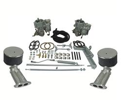 Empi 40MM Dual Brosol Solex Kadron carburetors for VW