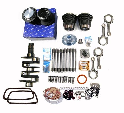Vw Piston Kit: 94 X 84 Engine Rebuild Kit 2332cc Or VW Volkswagen Kits