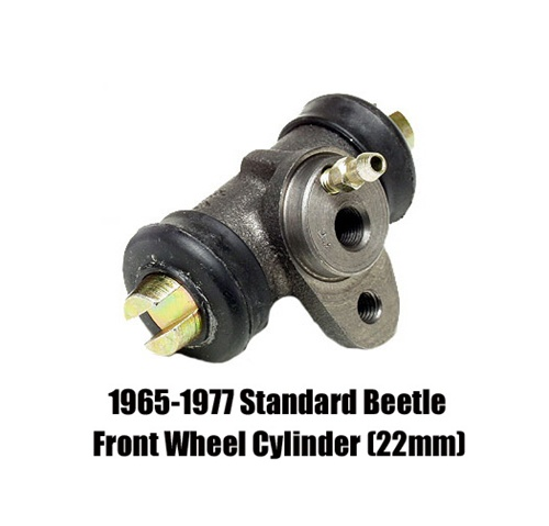 Wheel Cylinder Replacement : Replacement wheel cylinders are always a good idea when