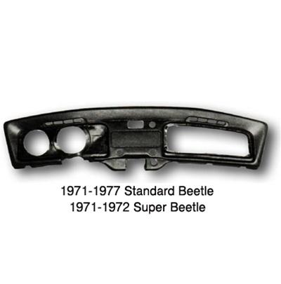 replacement padded dash  vw volkswagen bug super beetle karmann ghia squareback fastback