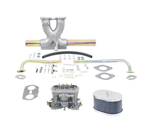 10mm Intake Manifold Phenolic Spacer for carburetor Weber IDF 38mm 4 pieces