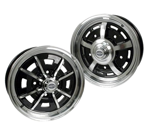 Sprintstar sprint star BRM EMPI alloy wheels for VW Volkswagen. 0726-5524, 0729-5524, 0722-5524 ...