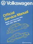 Bentley Service Manual Beetle & Karmann Ghia 1966-1969