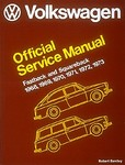 Bentley Service Manual Fastback and Squareback 1968-1973