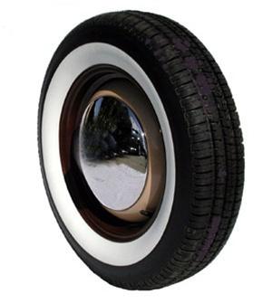 165 15 145 15 Whitewall Radial Tires For Vw Volkswagen