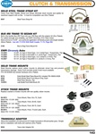Solid transmission strap kit, Bus to Irs sedan kit, tranny mounts stock and steel, nosecone adapter for VW Volkswagen. SOLID STEEL TRANS STRAP KIT Heavy Duty Steel Saddle, Mount and Straps eliminate stock mounts and saddle for maximum support with no flex