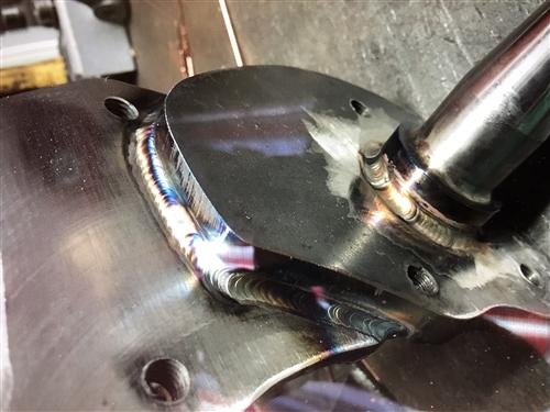 lifted spindle front disc brake conversion kit  vw volkswagen standard bug