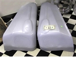 "Front or rear pair of VW Volkswagen Thing 4"" wider fiberglass fenders $288 a pair. They are approximately 4 inches wider and 4 inches longer. These are the real deal. Not like those other hokey pokey wide fender that wont clear anything. These fenders wil"