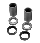Irs rear axle spacer kit for VW Volkswagen. Irs spacers are one of the missing components needed to complete your stub axles. Stock axle spacers just won't hold up to the abuse of off-road and hi- performance applications.  Or when replacing the axle bear