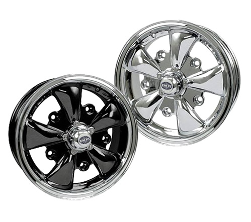 5 Spoke Empi American Eagle Alloy Wheels For Vw Volkswagen