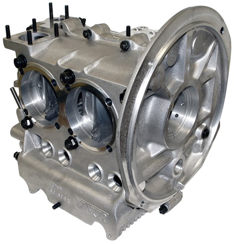 Vw Motor: Aluminum Engine Cases For VW Volkswagen Have Now Been Race