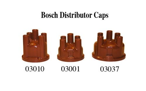 original bosch distributor caps  rotors  vw volkswagen