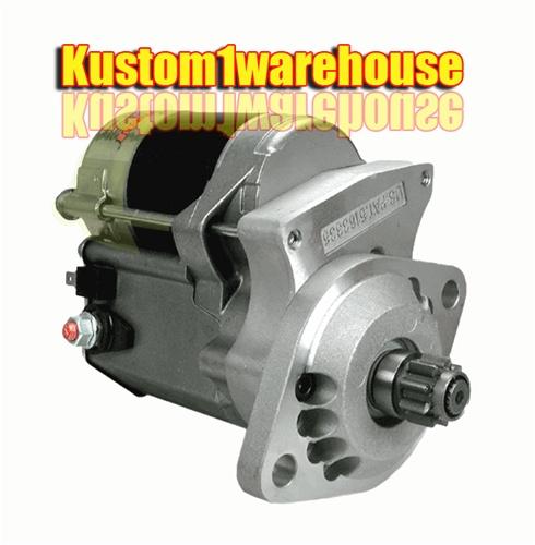 VW Hi Torque Starter HIperformance Reduction Gear IMI104N for 091bus Trans Radke