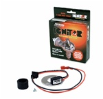 Pertronix Electronic Ignitions and Flame-Thrower coil and spark plug wires for VW