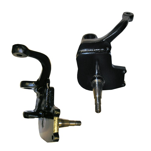 This Is A Pair Of 3 Inch Raised Drum Brake Spindles For