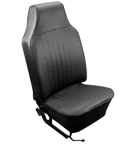 Basket Weave Snap On Seat Covers For VW Volkswagen Bug And Super Beetle 4636 4637 4638 4639