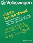 Bentley Service Manual Station Wagon and Bus 1968-1979