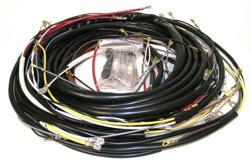 WIRINGHARNESS Bug 3 wiring works, wiringworks vw bug replacement wiring harness wire 1972 volkswagen super beetle wiring harness at mifinder.co