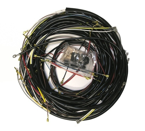 wiring works wiringworks vw bug replacement wiring harness wire type 2 bus