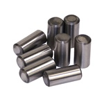 113105277, 8140, 8141,8142, Crankshaft flywheel dowel pins for VW Volkswagen. Stock 40hp and 1600cc crankshafts use (4) 8mm dowel pins. Most performance crankshafts are drilled for 8 dowel pins. Performance dowel pins are made longer and sold in sets of 8