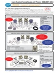 Empi dual hpmx 40mm and 44mm weber idf carburetors kits with chrome velocity stacks, aluminum manifolds, chrome air cleaners with high flow gauze air filters, hex bar linkage for buggy, sandrails, baja Porsche and VW Volkswagen Type 2, 3 and 4 .Dual EMPI